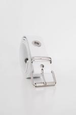 Bayan Beyaz Zincir Detaylı Kemer K329 -