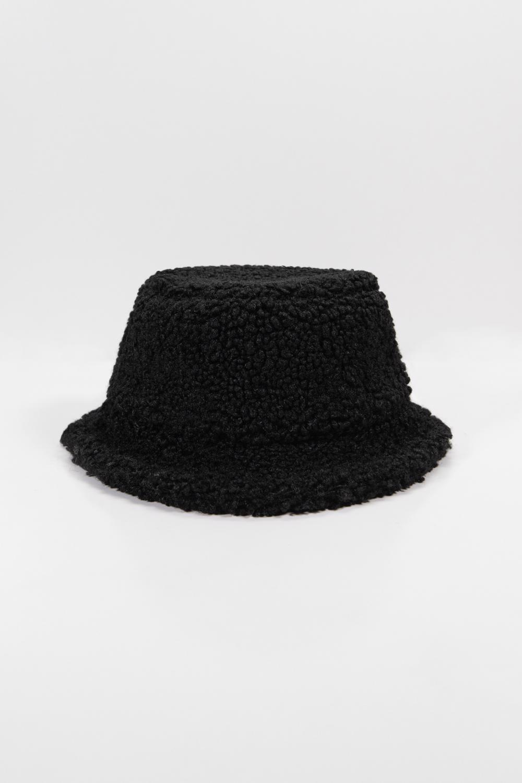 Siyah Bucket Şapka ŞPK1031