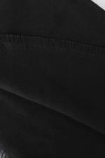 Bayan Siyah Uzun Şal