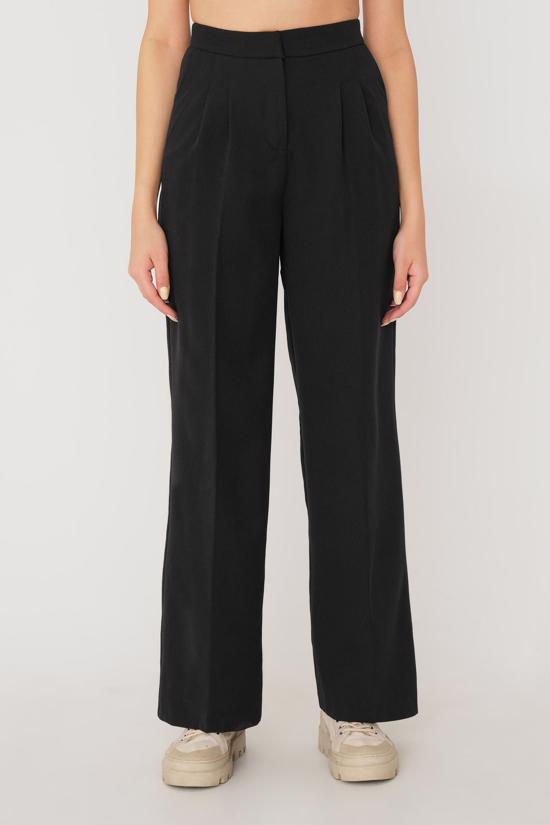 Cep Detaylı Bol Pantolon
