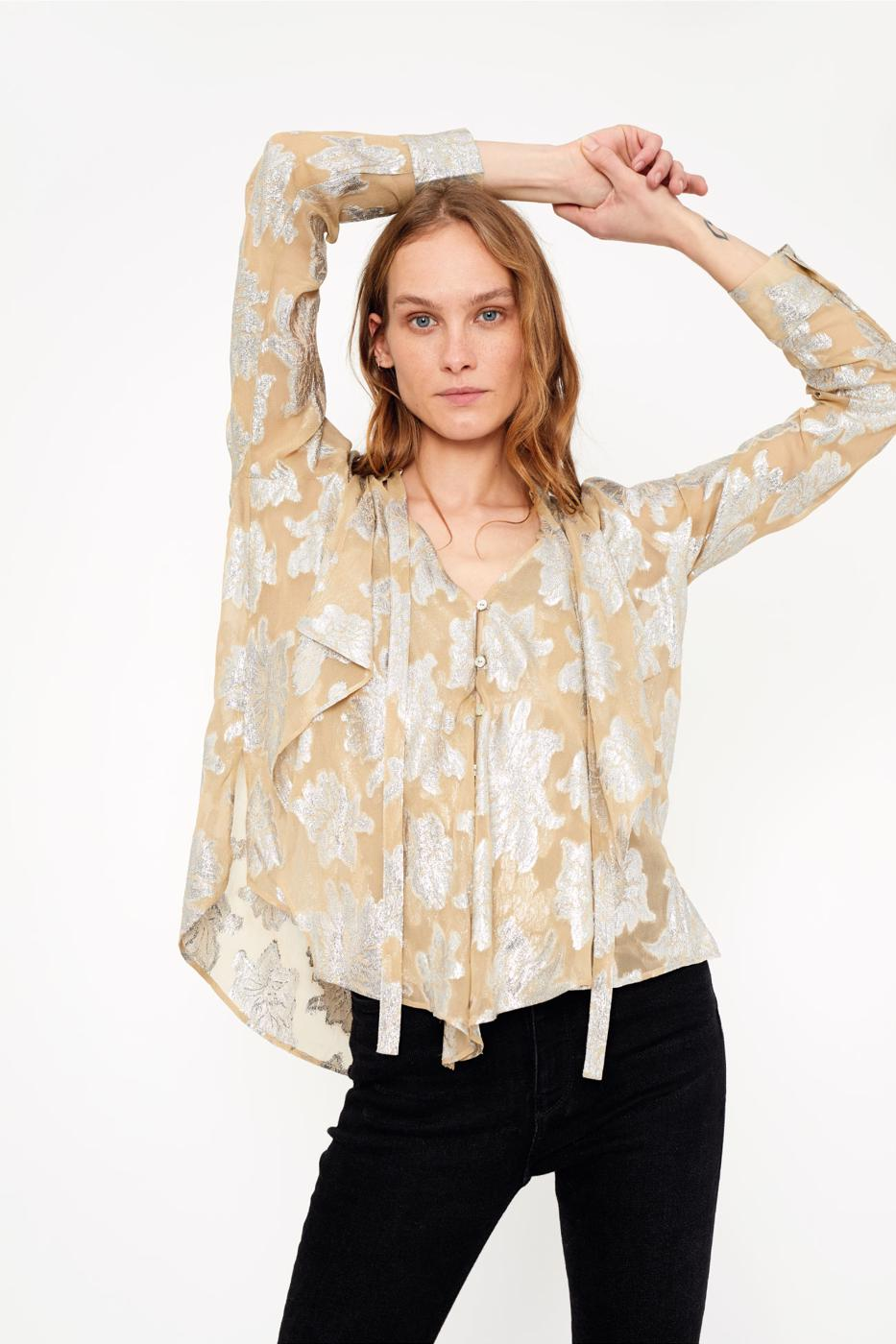 Female ARENA VIETRI BLOUSE
