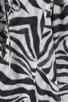 Female ZEBRA SELVAGGIO BLOUSE