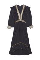 Female black LIVORNO DRESS