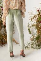 Female green SORRENTO PANTS