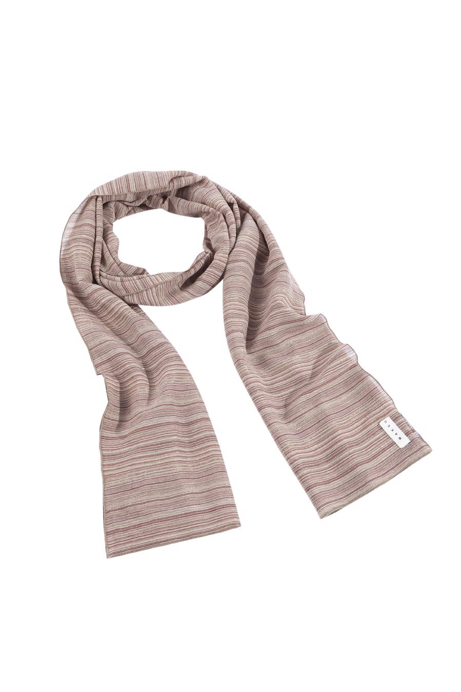 Female PATTERNED CITTÁ SCARF