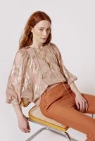 Female NUDE SOL BLOUSE