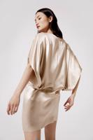 Female GOLD ANGEL DRESS