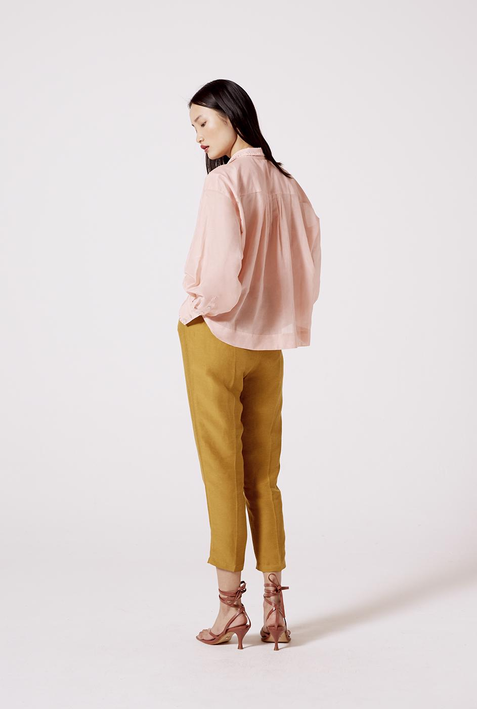 Female BLUSH SALAMANCA SHIRT