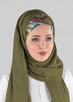 Bayan BEYAZ T 41017 ALVİNA BANDANA