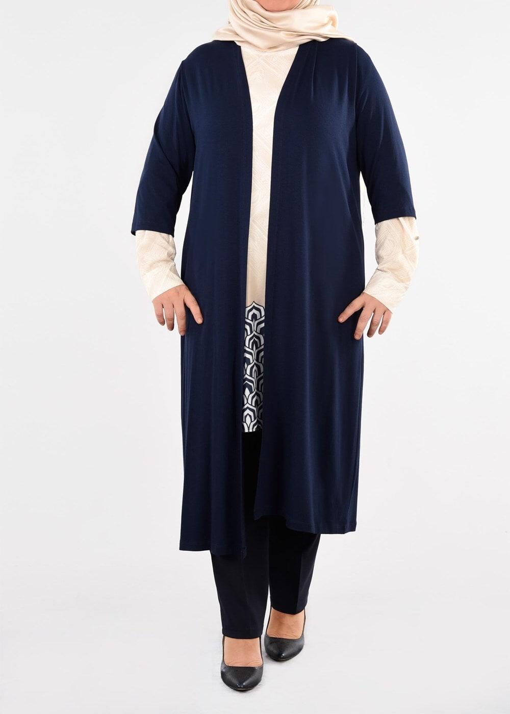 Femelle BEIGE T 4446 Burble 11322 2′li Tunik-Alv Fashion