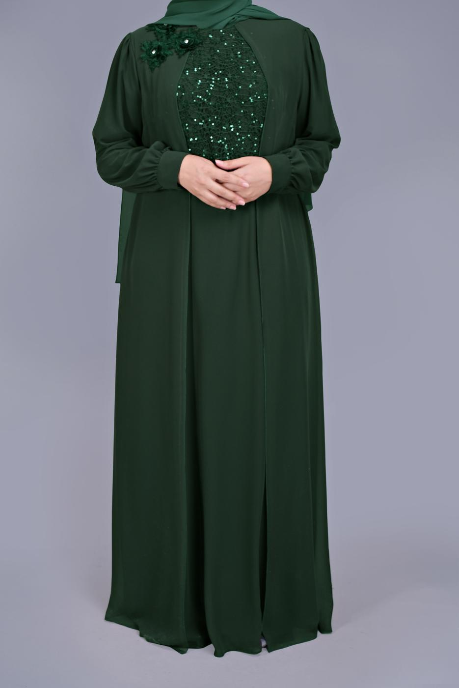 Female GREEN T 52788 FY-ABİYE