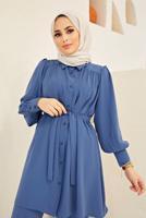Female BLUE T 0090  AHL-2′Lİ PANT. TAKIM