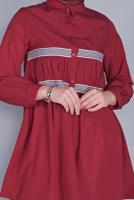 Female RED T 9136 SG-TUNİK